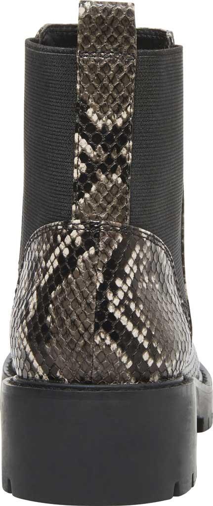 Women's Steve Madden Gliding Chelsea Boot, Grey Snake Leather, large, image 4