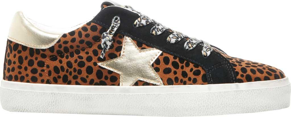 Women's Steve Madden Philosophy Sneaker, Leopard Multi Microsuede/Synthetic, large, image 2