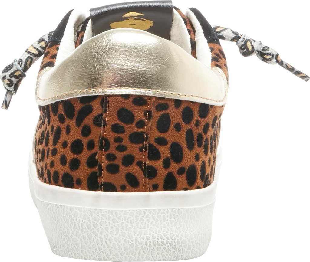 Women's Steve Madden Philosophy Sneaker, Leopard Multi Microsuede/Synthetic, large, image 3