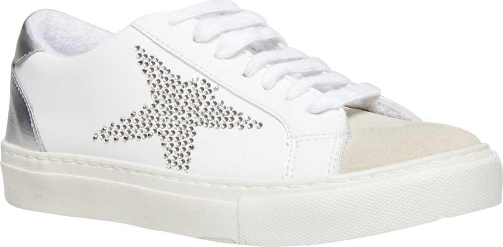 Women's Steve Madden Rezume Sneaker, Rhinestone Synthetic, large, image 1