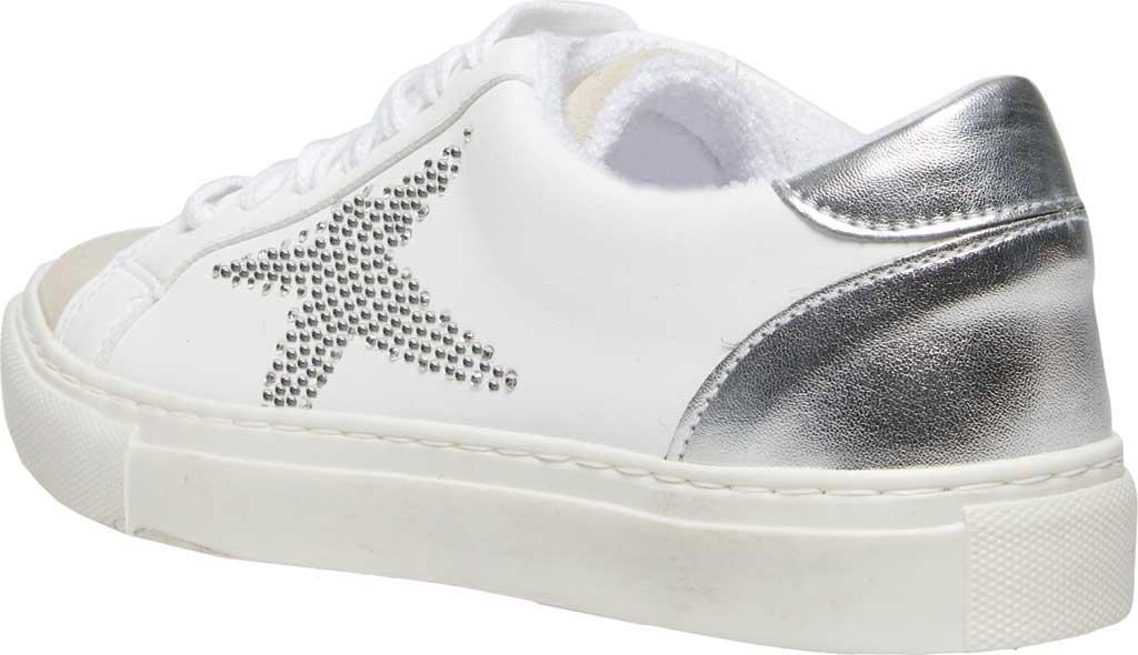 Women's Steve Madden Rezume Sneaker, Rhinestone Synthetic, large, image 3
