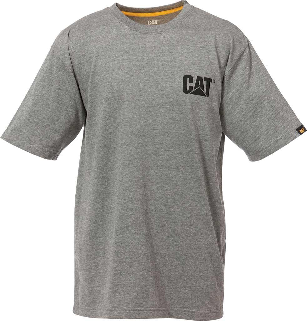 Men's Caterpillar Trademark Short Shirt Tee, , large, image 1