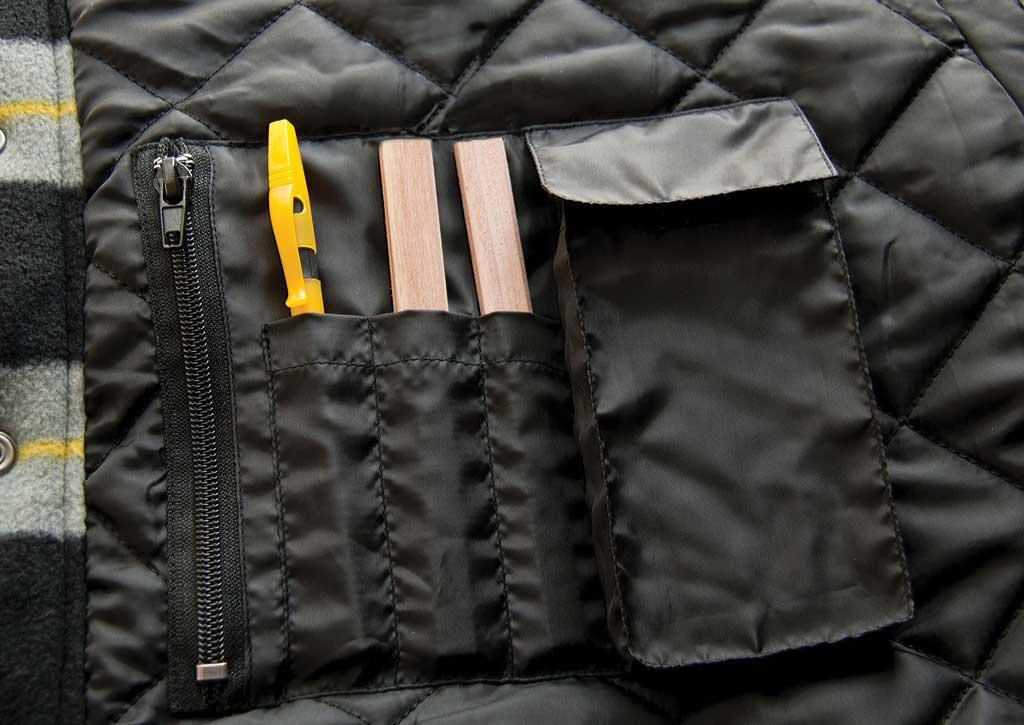 Men's Caterpillar Active Work Jacket, , large, image 4