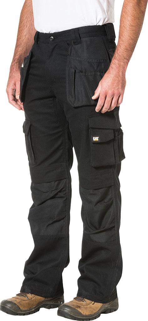 "Men's Caterpillar Trademark Trouser - 32"" Inseam, Black, large, image 1"