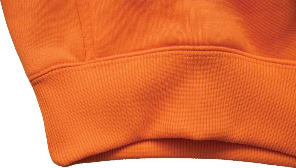 Men's Caterpillar HI VIS Full Zip Lined Sweatshirt, , large, image 5