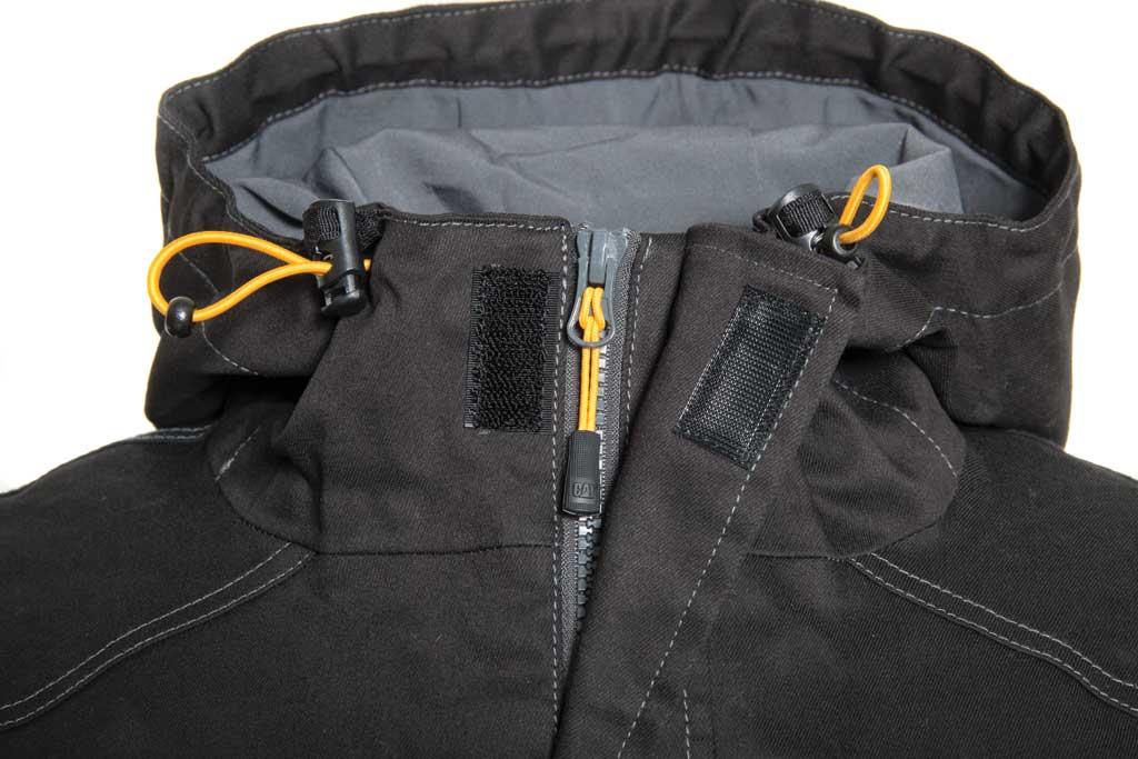 Men's Caterpillar H20 Jacket, Black, large, image 3