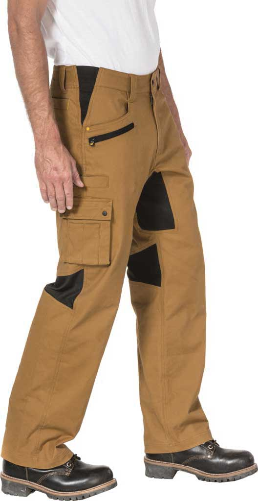 """Men's Caterpillar Operator Flex Trouser - 32"""" Inseam, Bronze, large, image 3"""