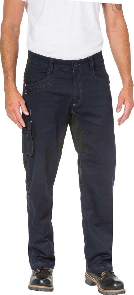"Men's Caterpillar Operator Flex Trouser - 34"" Inseam, Navy, large, image 1"