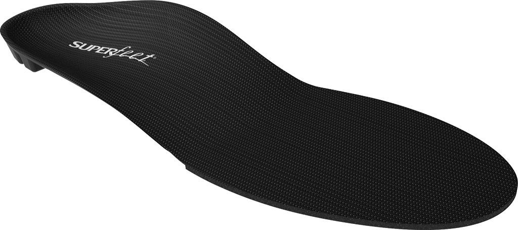 Superfeet Black Full Length Insole, Black, large, image 1
