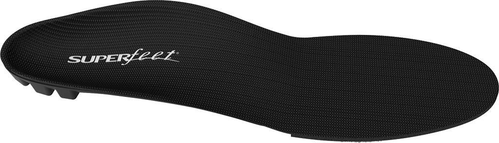Superfeet Black Full Length Insole, Black, large, image 4
