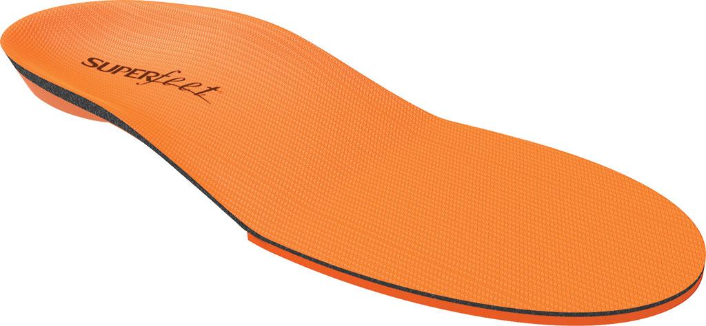 Men's Superfeet ORANGE Full Length Insole, Orange, large, image 1