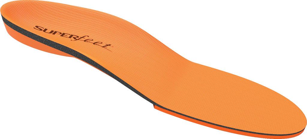 Men's Superfeet ORANGE Full Length Insole, Orange, large, image 2