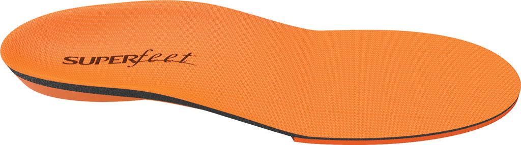 Men's Superfeet ORANGE Full Length Insole, Orange, large, image 4