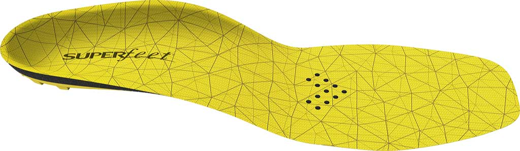 Superfeet Hockey Comfort Insole, Yellow, large, image 2
