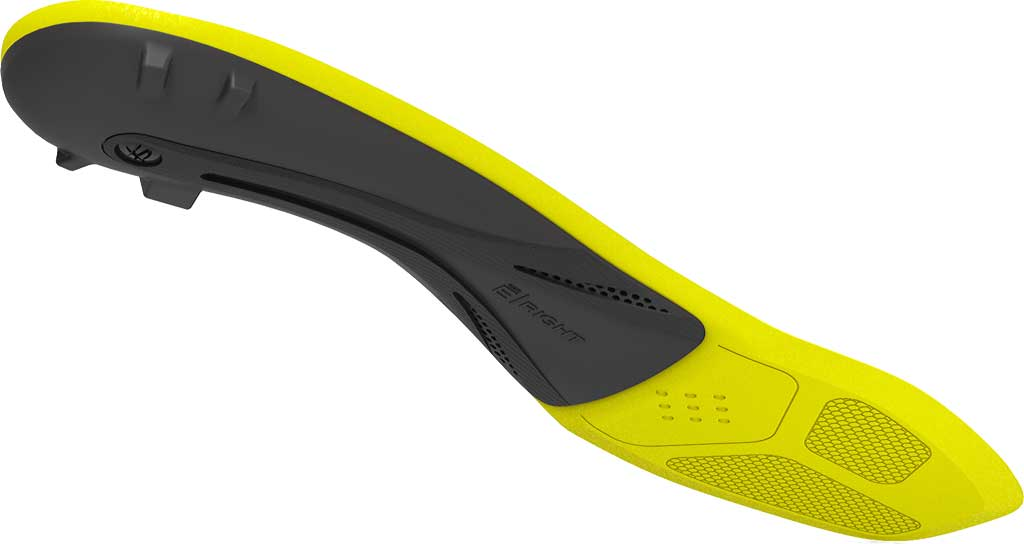 Superfeet Carbon Pro Hockey Insole, Blaze Yellow, large, image 3