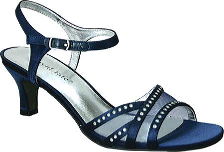 Women's David Tate Violet Ankle Strap Sandal, , large, image 1