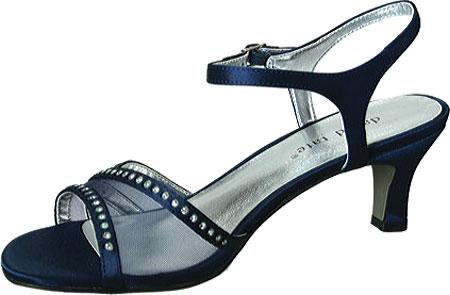 Women's David Tate Violet Ankle Strap Sandal, , large, image 2