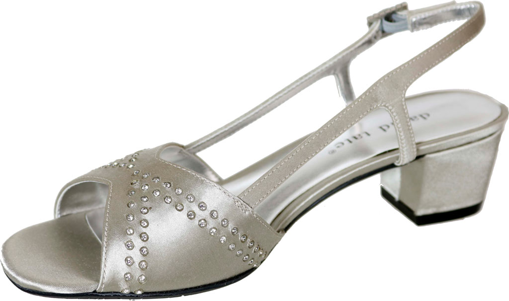 Women's David Tate Wish Heeled Sandal, , large, image 2