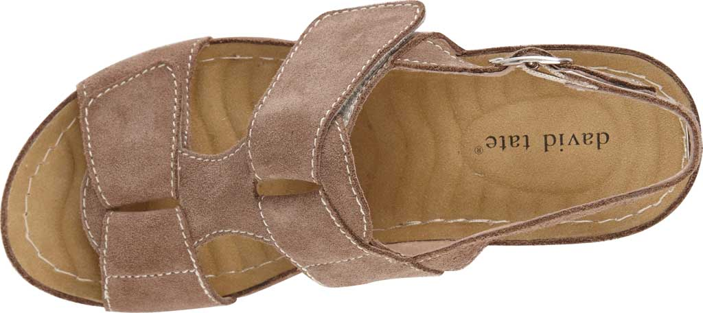 Women's David Tate Reba Wedge Sandal, , large, image 4