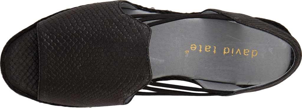 Women's David Tate June Slingback Sandal, , large, image 5