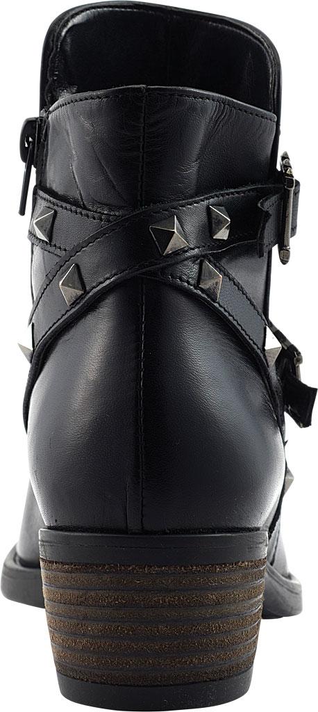 Women's David Tate Asia Ankle Boot, Black Calfskin, large, image 4