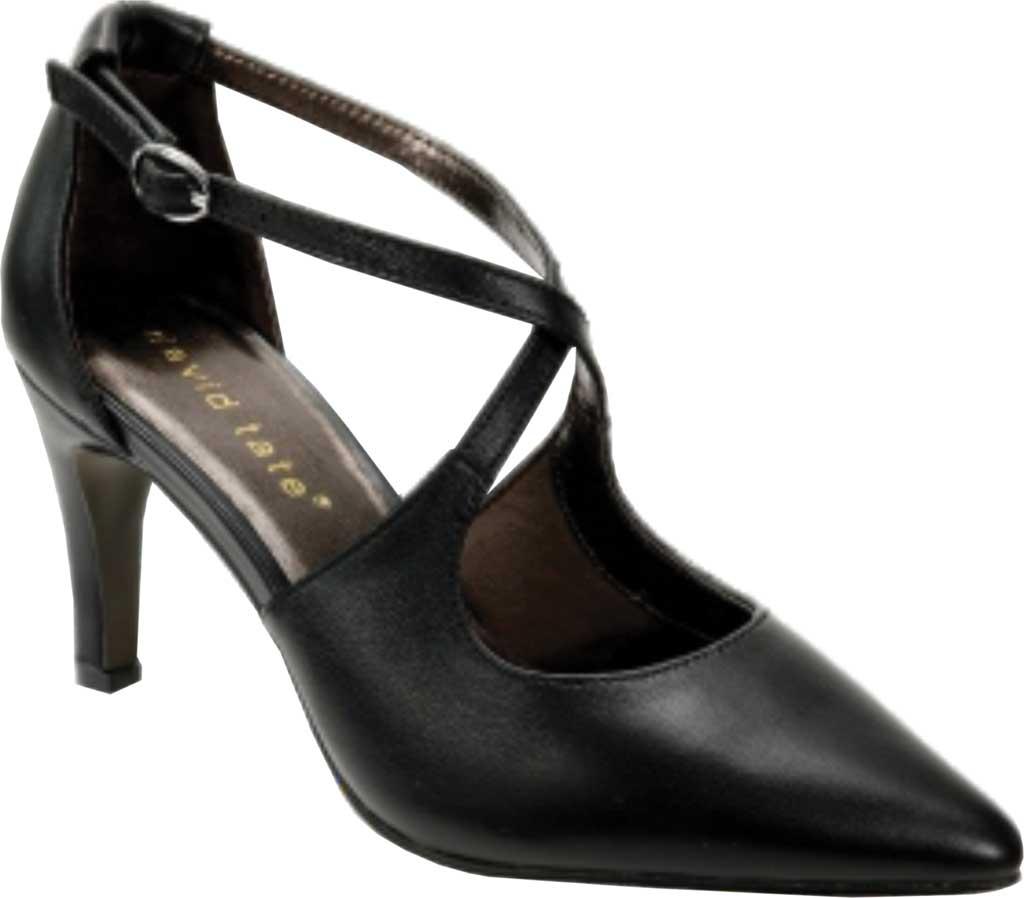Women's David Tate Aurora Cross Strap Heel, , large, image 1