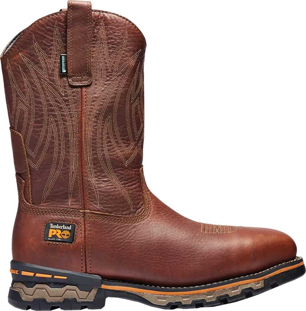 Men's Timberland PRO Ag Boss Waterproof Square Alloy Safety Toe Boot, , large, image 2