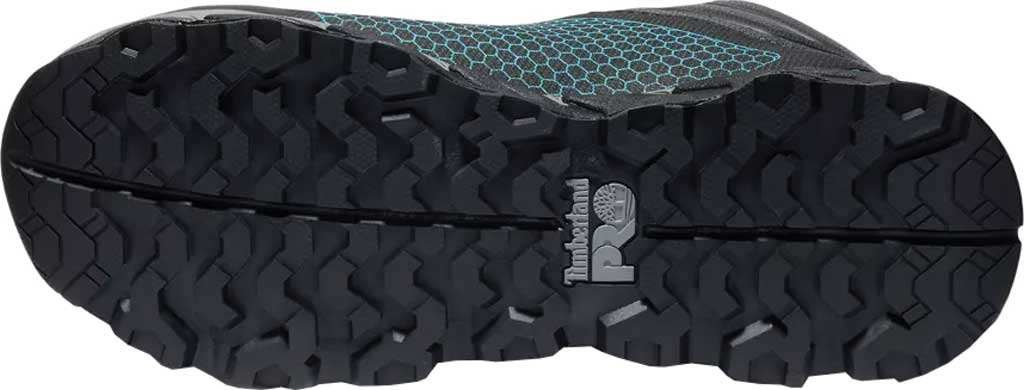 Women's Timberland PRO Ridgework Waterproof Composite Safety Toe Boot, Black Ever-Guard Waterproof Leather, large, image 4