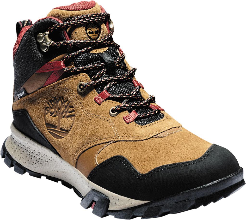 Men's Timberland Garrison Trail Waterproof Mid Hiking Boot, , large, image 1