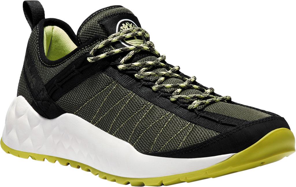Men's Timberland Solar Wave Low Slip On Sneaker, Grape Leaf Textile, large, image 1