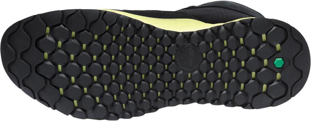 Men's Timberland Solar Wave Mid Hiking Boot, Jet Black Nubuck, large, image 4