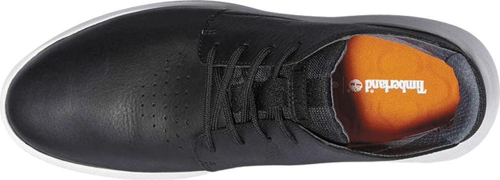 Men's Timberland Bradstreet Ultra PT Chukka Oxford, Jet Black Leather, large, image 3