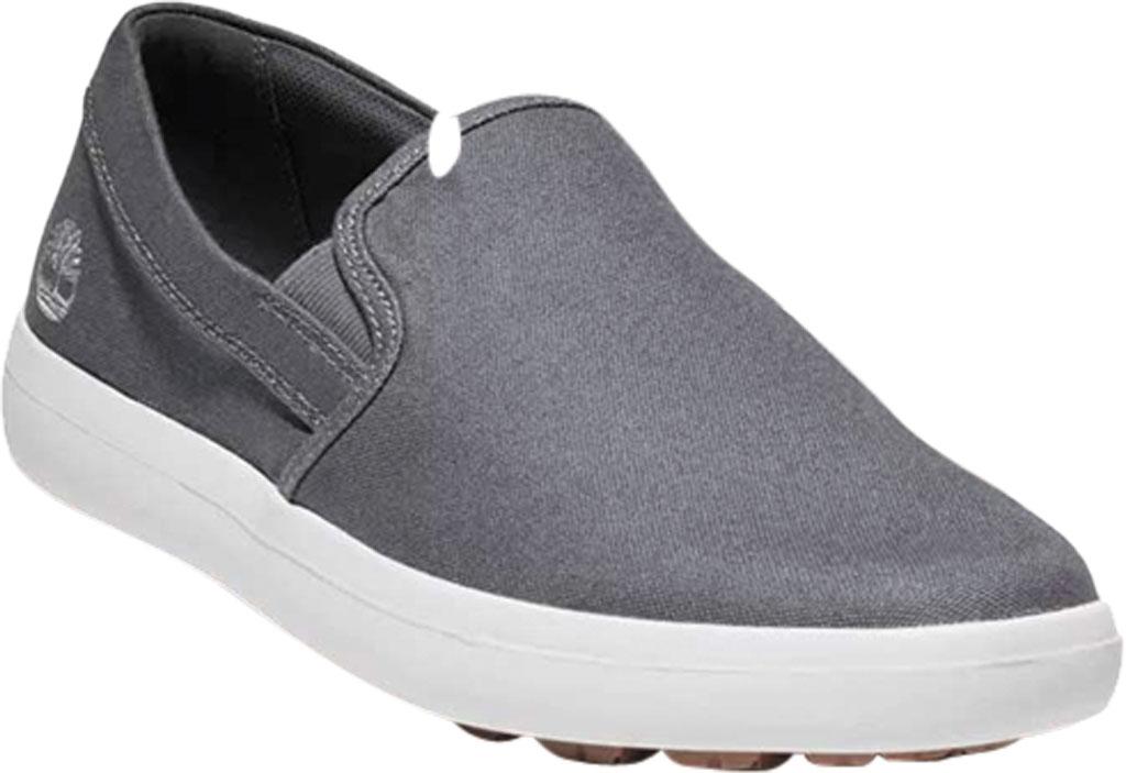 Men's Timberland Ashwood Park EK+ Fabric Gore Slip On Sneaker, Forged Iron Textile, large, image 1