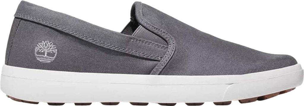 Men's Timberland Ashwood Park EK+ Fabric Gore Slip On Sneaker, Forged Iron Textile, large, image 2