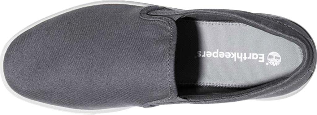 Men's Timberland Ashwood Park EK+ Fabric Gore Slip On Sneaker, Forged Iron Textile, large, image 3