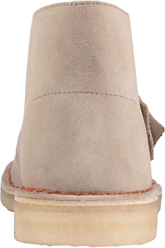 Men's Clarks Desert Boot, Sand Suede 2, large, image 4