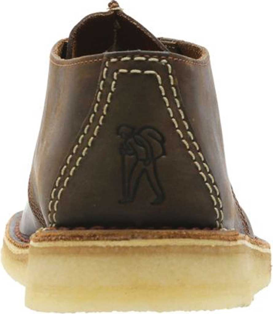 Men's Clarks Wallabee, Black Suede 2, large, image 4