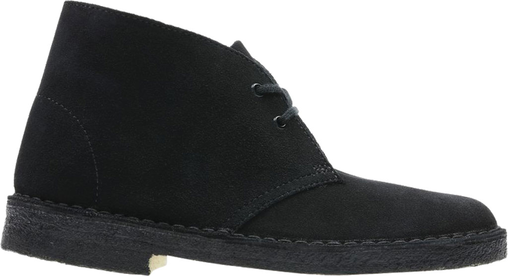 Men's Clarks Wallabee, Maple Suede 2, large, image 2