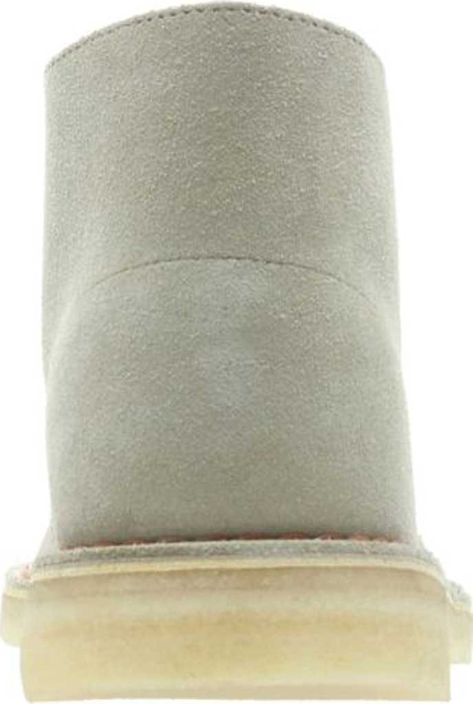 Men's Clarks Desert Trek Boot, Beeswax Suede, large, image 4