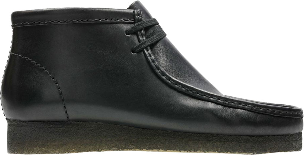 Men's Clarks Wallabee Boot, Beeswax Leather 2, large, image 2