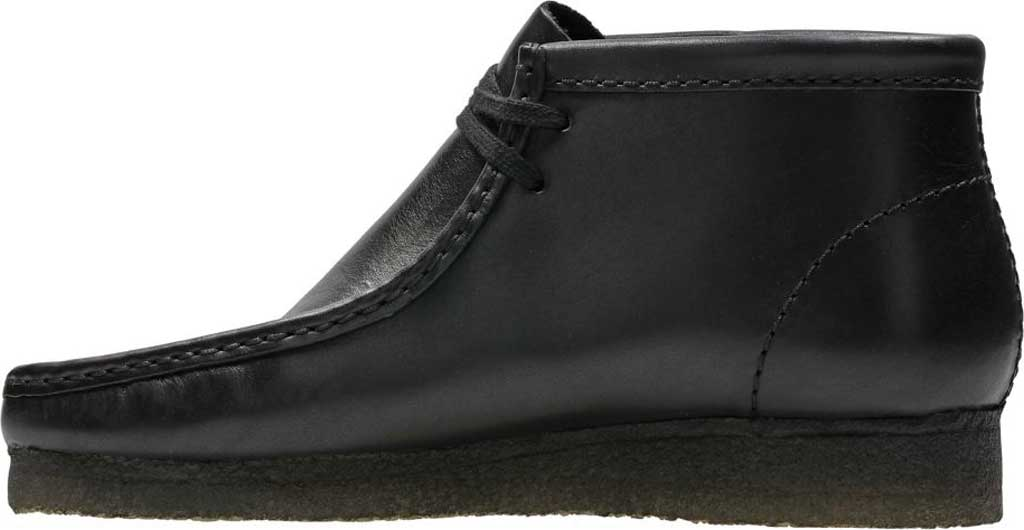 Men's Clarks Wallabee Boot, Beeswax Leather 2, large, image 3