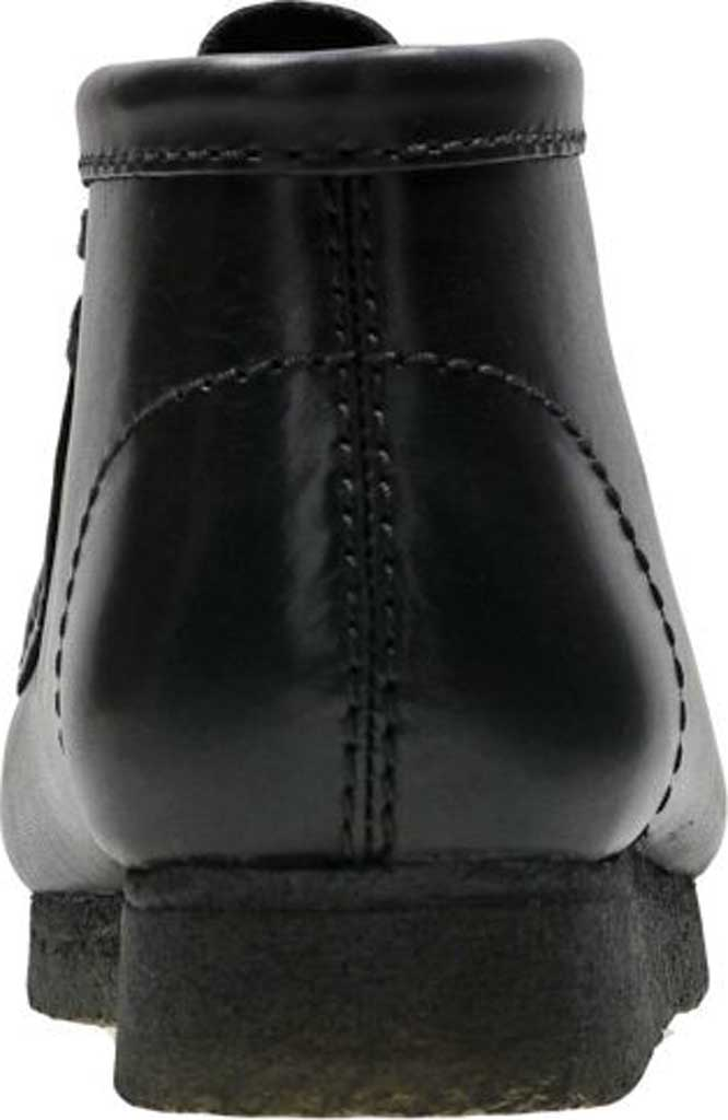 Men's Clarks Wallabee Boot, Beeswax Leather 2, large, image 4