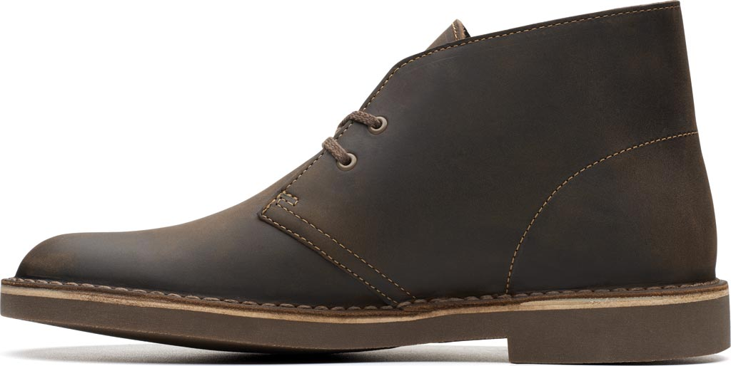 Men's Clarks Bushacre 2 Boot, Beeswax Leather, large, image 3