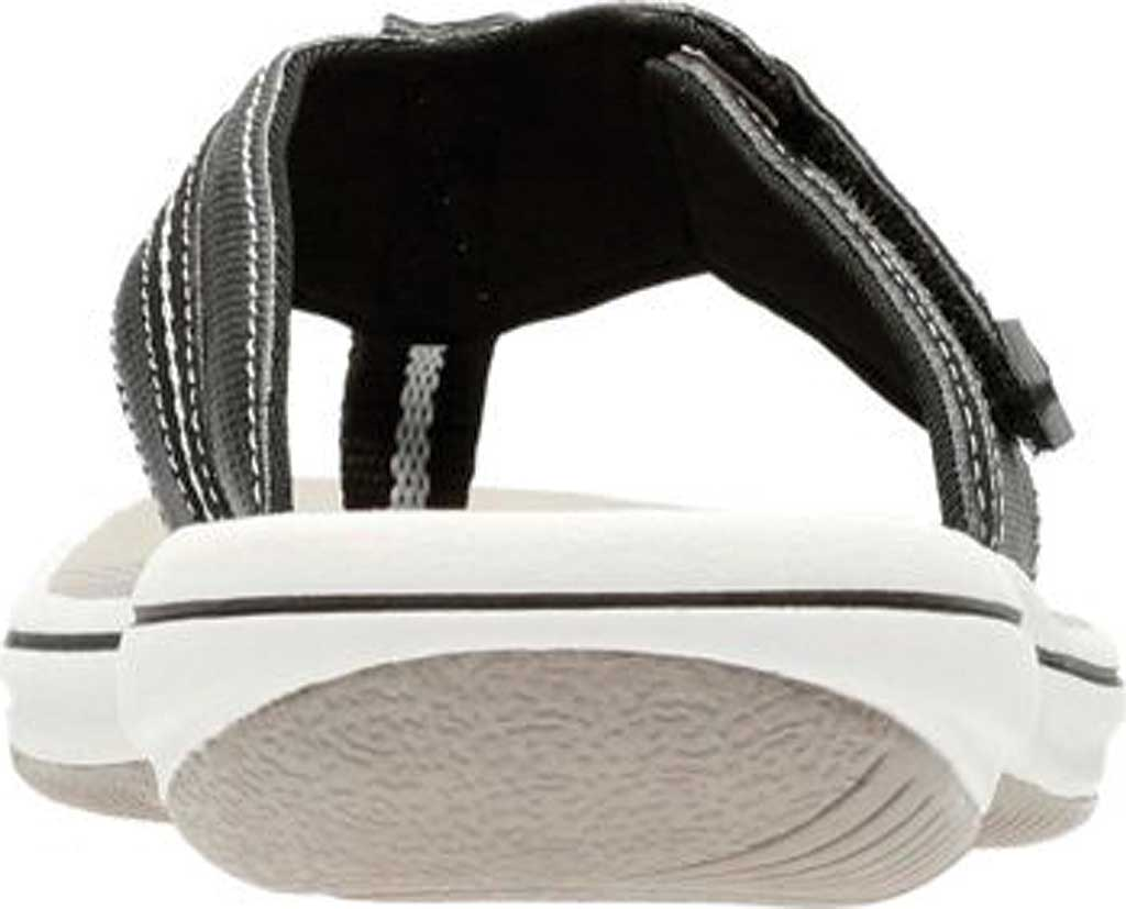 Women's Clarks Brinkley Jazz, Pewter Synthetic III, large, image 4