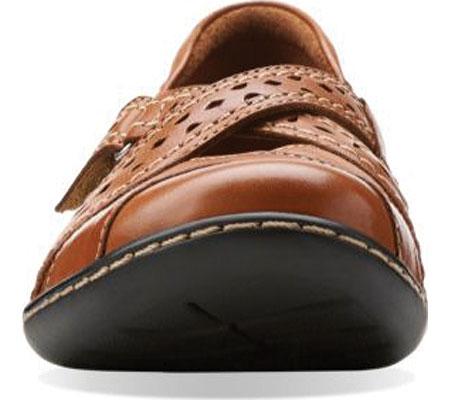 Women's Clarks Ashland Spin, Tan Leather, large, image 4