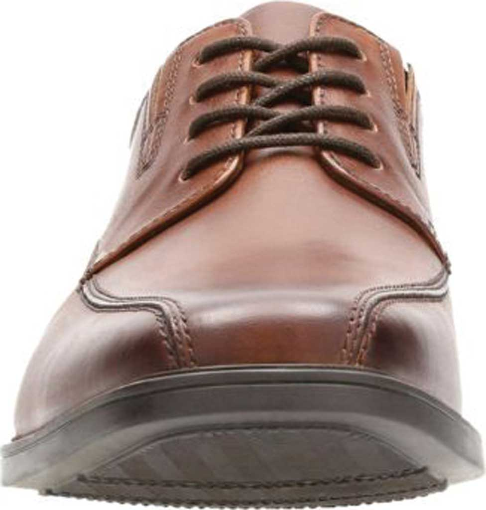 Men's Clarks Tilden Walk Oxford, Dark Tan Leather, large, image 4