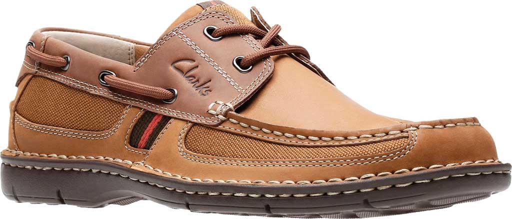 Men's Clarks Waterloo Boat Shoe, , large, image 1