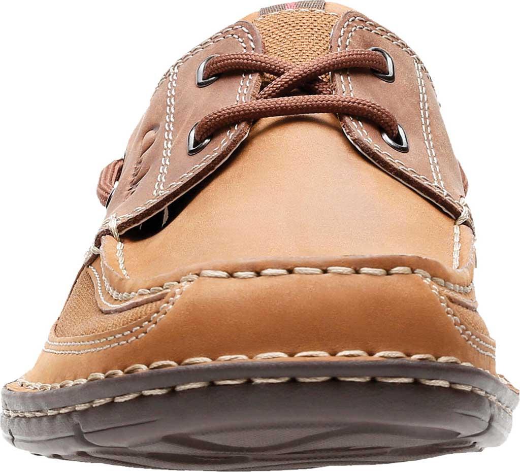 Men's Clarks Waterloo Boat Shoe, , large, image 4