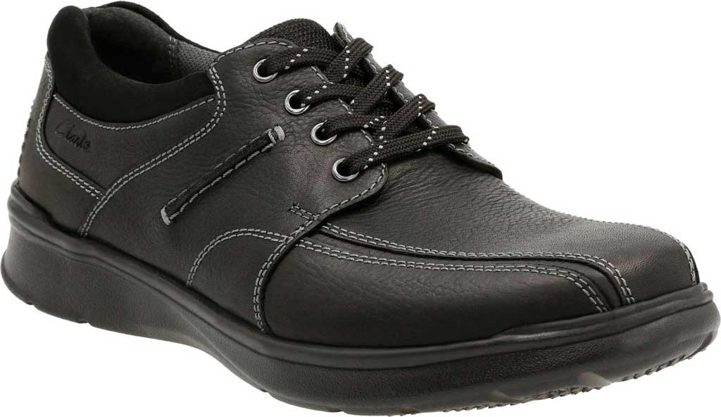 Men's Clarks Cotrell Walk Bicycle Toe Shoe, , large, image 1