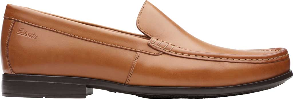 Men's Clarks Claude Plain Loafer, , large, image 2